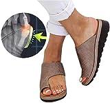 MTHDD Bunion Splints, Damen Big Toe Hallux Valgus Unterstützung Plattform Sandale Schuhe Für Die...