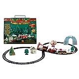RHNE Weihnachts-elektrischer Eisenbahn-Zug-Spielzeug Kinder-elektrisches Spielzeug...