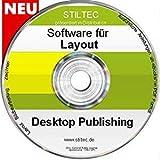 TOP Premium Layout + Bildbearbeitung +Zeichnen Software NEU ORIGINAL von STILTEC