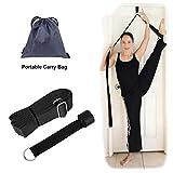 Hossom Yogagurt Gurt Beinstretcher, Übungsband Stretching Beinspreizer Band, Leg Stretcher mit...