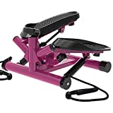 Home Stepper Fitness Weight Loss Sportgerät Stepper Heim Mute Mit LCD-Monitor Mini Trainer (Color :...