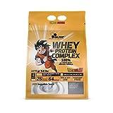 Olimp Whey Protein Complex 100% Limited Edition - Dragon Ball Z   Truffle mit Orange Geschmack  ...