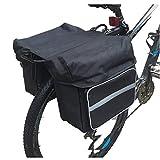 Nobrannd Fahrrad Wasserdicht Rücksitztasche Sport imprägniert Fahrradtasche Trunk Bag große...
