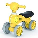 Lernspaß Spiel- und Lauflernhilfe Lauflernwagen Bewegliche Baby-Balancen-Fahrrad Schritte Walker...