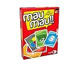 Noris 606264441, Mau Mau, das weltbekannte Kartenspiel mit einem originellen Blatt, für 2 bis 6...
