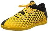 PUMA Unisex-Kinder Future 5.4 It Jr Botas de fútbol, Gelb (Ultra Yellow Black), 33 EU