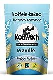 'koawach Typ Vanille Kakaopulver mit Koffein aus Guarana Wachmacher Kakao - Bio, vegan und Fair...