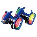 YLOVOW Fersenroller LED Flashroller Street Gliders Rollen Schuhe Kinder Mädchen Jungen LED Schuhe...