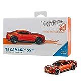 Hot Wheels iD FXB16 - Die-Cast Fahrzeug 1:64 2018 Camaro SS mit NFC-Chip zum Scannen in der Hot...