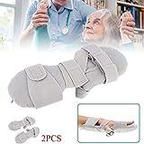 Taysd Finger Handgelenk Rehabilitation Brace, Einstellbarer Fixierbandes Training Device...