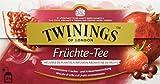 Twinings Früchte-Tee, 25 Beutel x 2g, 50g, 1 Packung (1 x 50 g)