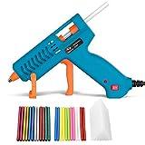 Heißklebepistole 60W Tilswall, Klebepistole mit 60 Stück Heißklebestifte sticks...