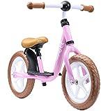 LWENRAD Kinderlaufrad ab 3, 4 Jahre, 12 Zoll Jungen und Mdchen Laufrad, leichtes Kinderrad...
