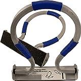 lasiprofi Gasflaschenhalterung Typ 20/50, Aluminium, 2er-Set für eine 20kg oder 50kg...