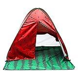 Jasmin FS 2-3 Personen Outdoor Camping Automatische Zelt Pop Up Wasserdicht UV-Schutz Strand...