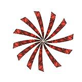 6 x Pfeile, 31 Zoll Bogenpfeile Carbon Pfeile für Bogenschießen mit 20pcs 4' Naturfeder,...
