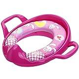 Cuasting Baby T?Pfchen Trainings UnterstüTzung Gepolsterter Sitz Kleinkind Toiletten Sitz Reise...