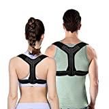 Geradehalter zur Haltungskorrektur, Rückenbandage und Schulter Rückenstütze für den oberen...