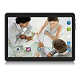 Tablet 10 Zoll Android 8.1, 1GB+16GB, 1.3 GHz Quad Core, 3G entsperrt Phablet mit Zwei...