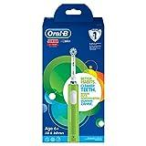 Oral-B Junior Elektrische Zahnbürste für Kinder ab 6 Jahren, mit weichen Borsten & Timer, 1...