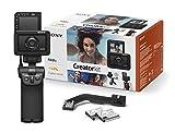 Sony RX0 II Creator Kit   Robuste, ultra-kompakte Kamera mit Aufnahmegriff VCT-SGR1 (1.0-Typ-Sensor,...