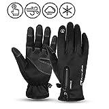 Sylanda Fahrradhandschuhe Herren, Sporthandschuhe Touchscreen Handschuhe Winterhandschuhe Outdoor...