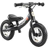 BIKESTAR Kinder Laufrad Lauflernrad Kinderrad für Jungen und Mädchen ab 2 - 3 Jahre   10 Zoll...