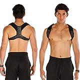 IIWOJ Haltungskorrektur, Körperhaltungskorrektor Für Damen Und Herren, Sports Haltungstrainer...