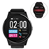 QYSHH Fitness Beobachten, Unisex-Uhr, IP67 Fitness Tracker, Aktivitätstracker, Schrittzähler,...