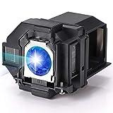 AuKing Beamerlampe für Epson ELPLP96 EH-TW650 EH-TW5600 EH-TW5650 EB-U05 EB-W05 EB-W39 EB-S41...