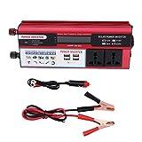 KIMISS 4000W 220-240 V Auto-Wechselrichter, Aluminiumlegierung Solar-Wechselrichter Wave Digital...