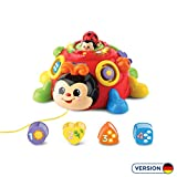 Vtech 80-522304 Frhlicher Lernkfer, Babyspielzeug, Mehrfarbig