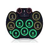 Hand gerollt E-Drums, Schrfen Drums, Drums tragbare elektronische for Anfnger und Kinder, Lernen zu...