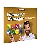Lexware FinanzManager Deluxe 2021|frustfreier Verpackung|Einfache Buchhaltungs-Software für private...