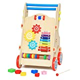 Guohailang Baby Walker Mauszeiger bewegt, Prävention Early Education Puzzle Baby-Gleichgewicht...