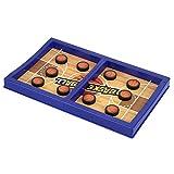 Minear Fußball Basketball Schach Spielen, Schach Fliegen, Schachspiel Kinderpuzzle Denken Training...