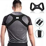 Charminer Geradehalter zur Haltungskorrektur, Haltungstrainer Rückenbandage Rückenstütze...