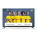 CHiQ L40H7A, 40 Zoll (100 cm), Android 9.0, Smart TV, FHD, WiFi, Bluetooth, Google Assistant,...