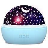 Spielzeug Junge 1-10 Jahre, Dreamingbox Sternenhimmel Projektor Nachtlicht fr Kinder Spielzeug fr...