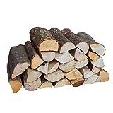 Kaminholz Restfeuchte unter 15% - 26cm Holzscheite Buche luftgetrocknet Brennholz Feuerholz (100)