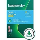 Kaspersky Total Security 2021 Upgrade | 3 Geräte | 1 Jahr | Windows/Mac/Android | Aktivierungscode...