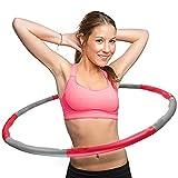 MYT Hula Hoop Fitness Reifen Massage Schaum 1 kg fällt Nicht Gewichtsverlust Artefakt Sportgeräte...