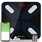 Etekcity ESF28 Bluetooth Körperfettwaage, Digitale Personenwaage, Hochpräzise Waage für die...