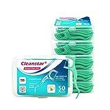 mreechan Zahnseide,300 Stück Zahnseide Sticks,Zahn Draht Zahnpflege Interdental...