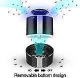 FEALING Insektenvernichter, Elektrischer Insektenvernichter UV LED Mückenvernichter Insektenfalle...