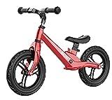 WYJW Leichte, pannensichere Laufräder für Kleinkinder, Verstellbarer Sitzlenker für 18-48 Monate...