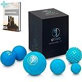 diRiva Premium Faszienball [5er Set]
