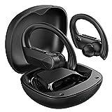 Mpow Flame Solo Bluetooth Kopfhörer, BASS+ In-Ear Sport-Kopfhörer, Kabellose Kopfhörer mit Fast...
