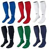 Nike U NK Classic II Cush otc-team Unisex Socken, Mehrfarbig (Tm Black / White), 30-34...