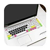 Laptop-Tastaturabdeckung für Lenovo IdeaPad S145 (15 Zoll / 38,1 cm) s145-15iwl s145-15ast 15,6...